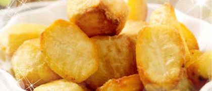 Mum's Roast Potatoes
