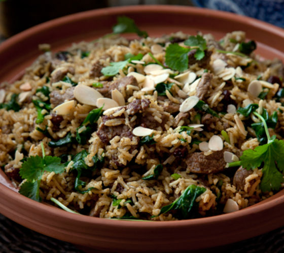 Beef biryani recipe