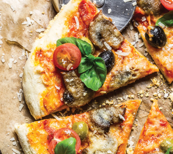 House style pizza recipe