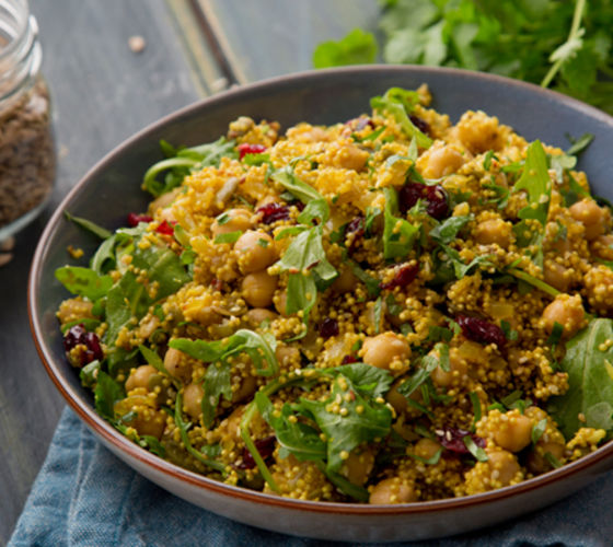 Super seed quinoa salad recipe
