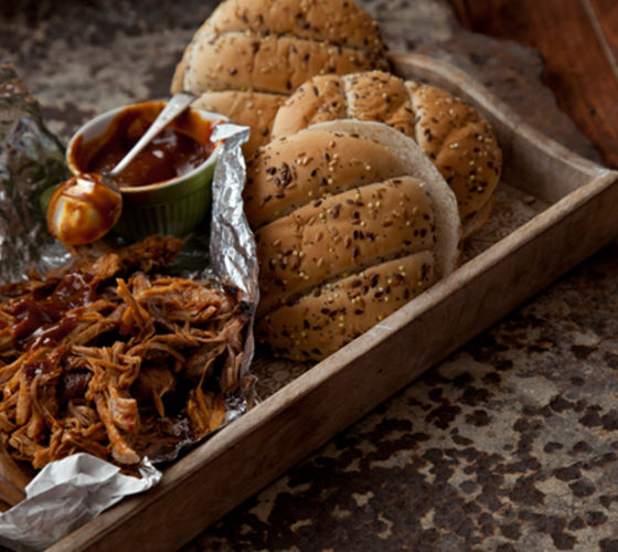 Pulled pork sanwich recipe