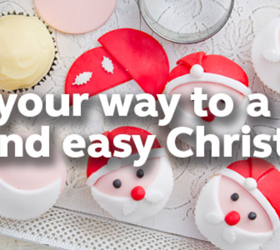Bake your way to a delicious and easy Christmas