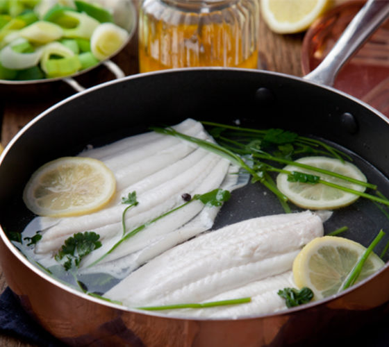 Lemon sole recipe