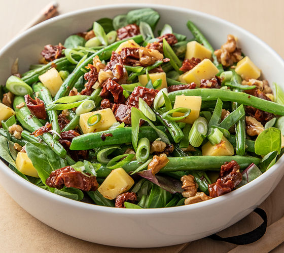 SuperValu Vegan Green BeanSalad