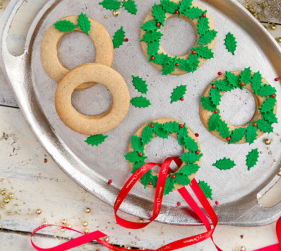 Sharon wreath cookies website 1
