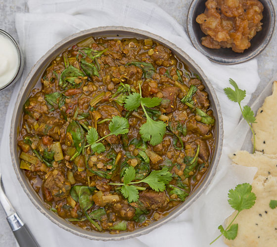 SuperValu Bressie Lamb Lentil Stew Recipe
