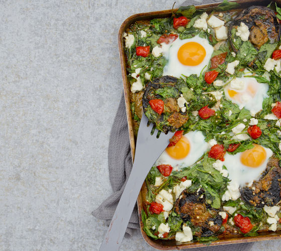 SuperValu Bressie Veggie Breakfast Recipe