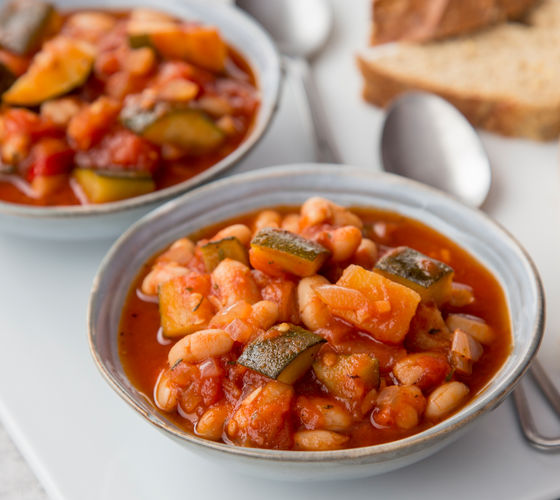 SuperValu Easy Tuscan White Bean Stew Recipe