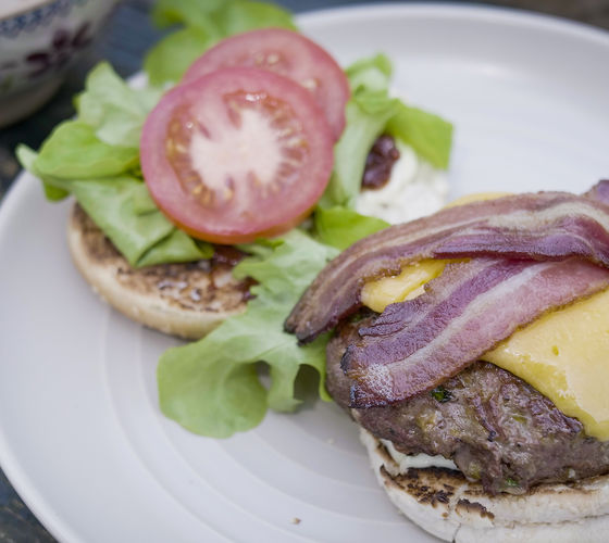 SuperValu Kevin Dundon's Best Burger