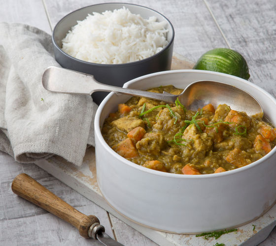 SuperValu KevinDundon ChickenandLentilCurry Recipe