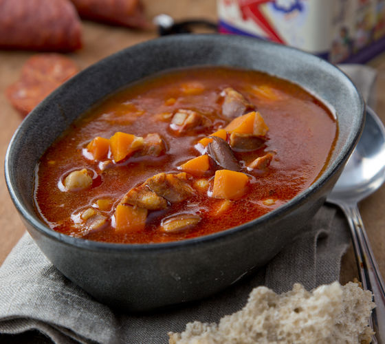 SuperValu KevinDundon MixedBeans Soup Recipe