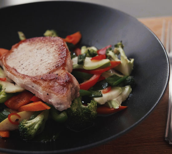 SuperValu KevinDundon PorkStirFry Recipe
