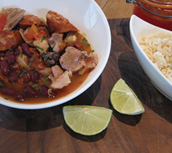 Feijoada - Brazilian Black Bean Stew