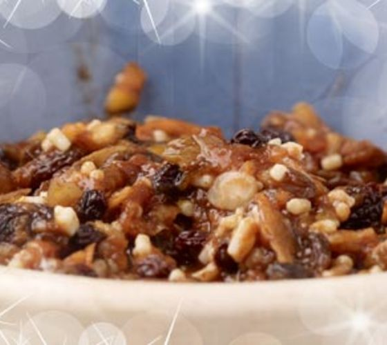 Rich Fruity Mincemeat