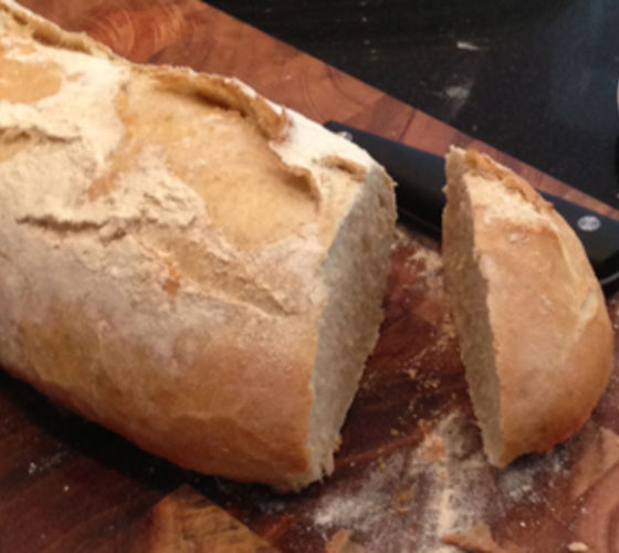 Homemade Basic Yeast Bread