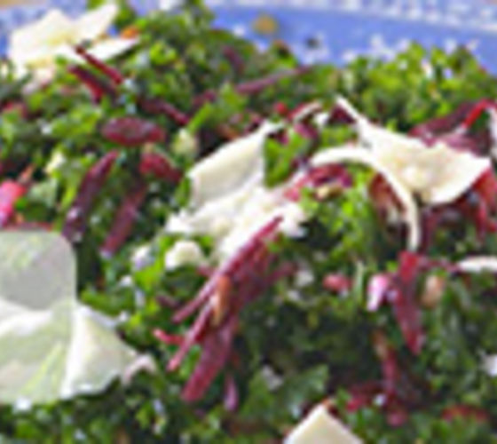 Tonic Kale Salad