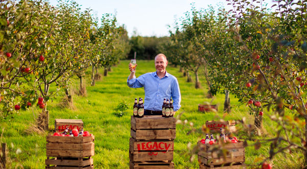 Legacy Irish Cider