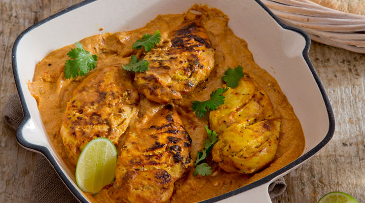 Chicken tandoori sauce recipe