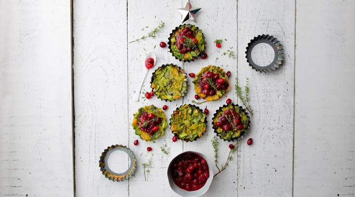 Christmas tartlets recipe