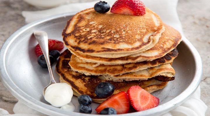 Coconut Protein Pancakes Supervalu