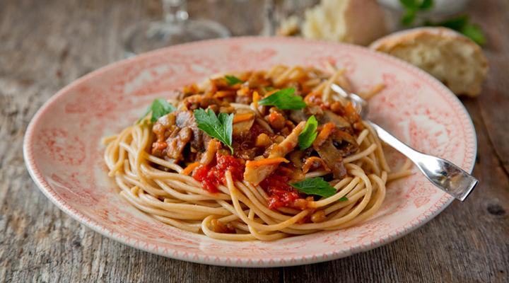 Mushroom Spaghetti Bolognese Supervalu