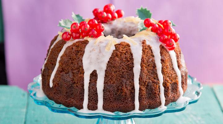 Sticky Gingerbread Bundt Cake - SuperValu