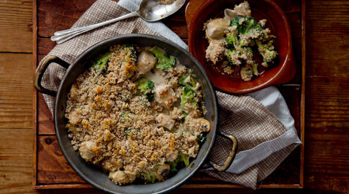 Chicken broccoli bake recipe