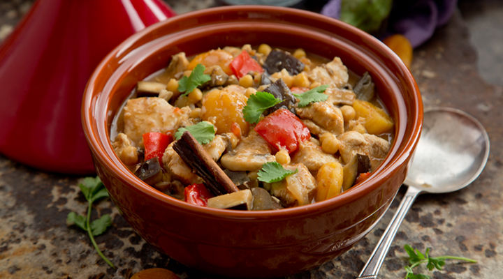 Chicken tagine recipe