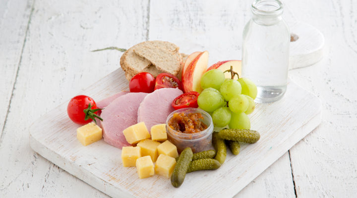 Ploughmans lunchbox recipe