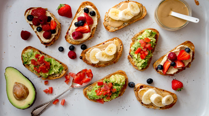 Tasty Toasties Three Ways Supervalu