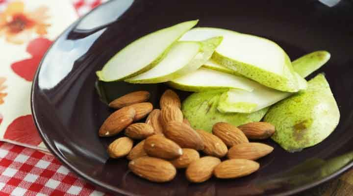Pear and Almonds Recipe