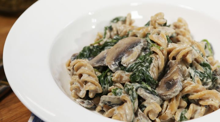Creamy Mushroom Pasta Supervalu