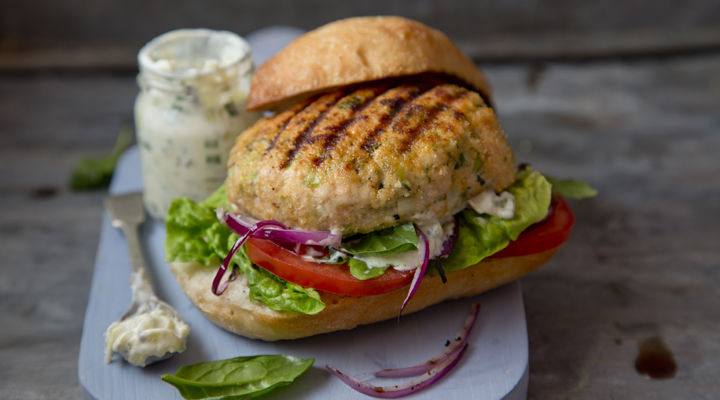 Turkey And Courgette Burgers Supervalu