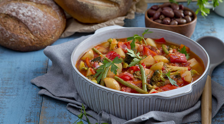 Mediterranean stew recipe