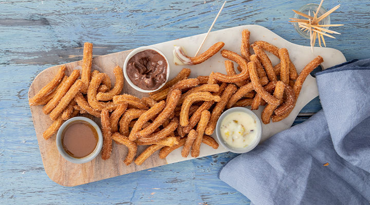 Churros dippers