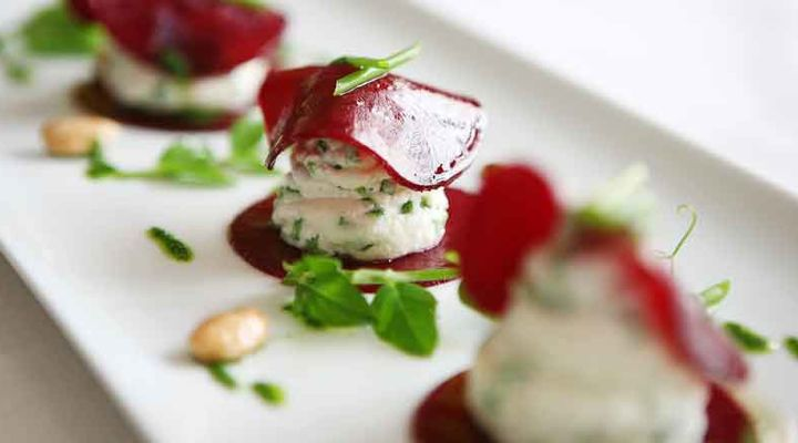 St tola with beetroot recipe