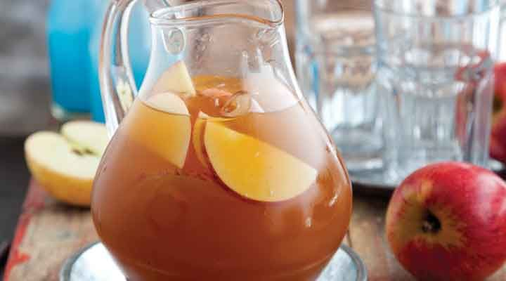 Apple ice tea recipe