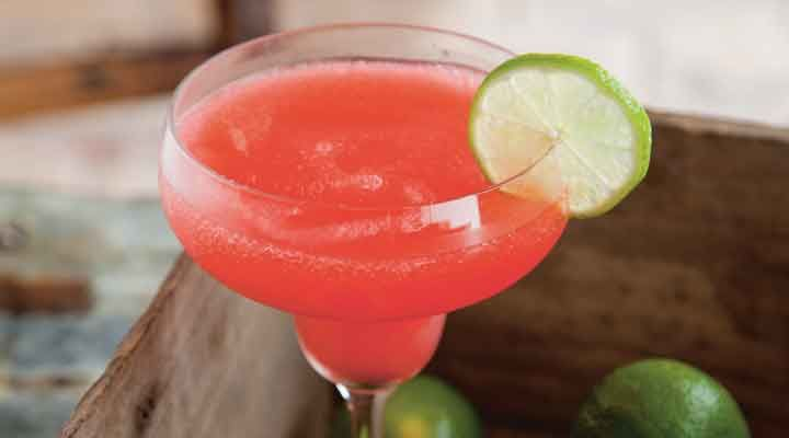 Raspberry daquiri recipe