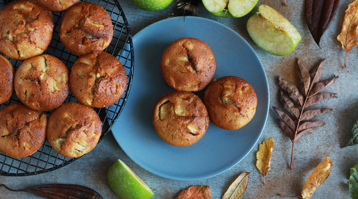 SuperValu Apple Cinnamon Muffins