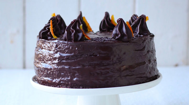SuperValu ChocolateOrangeCake Recipe