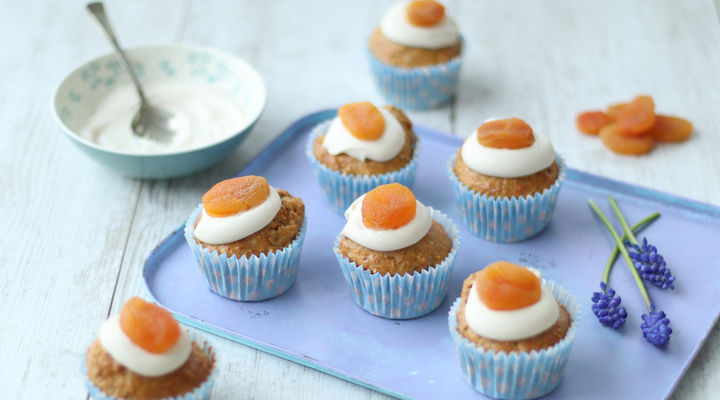SuperValu Easter Recipes Sharon Hearne-Smith Carrot Cake Muffins