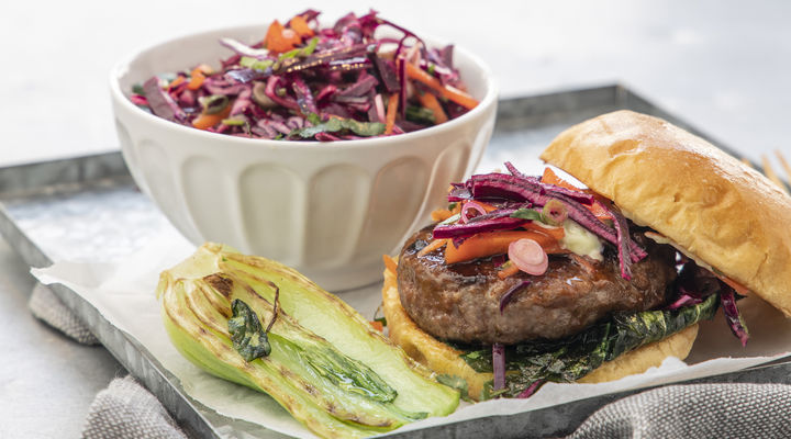 SuperValu Kevin Dundon Asian Burgers