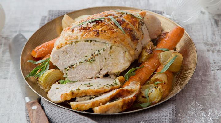 SuperValu KevinDundon RoastedTurkeyBreast Recipe