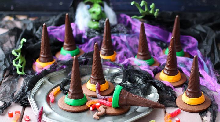SuperValu Sharon Hearne-Smith Halloween Witches Hats