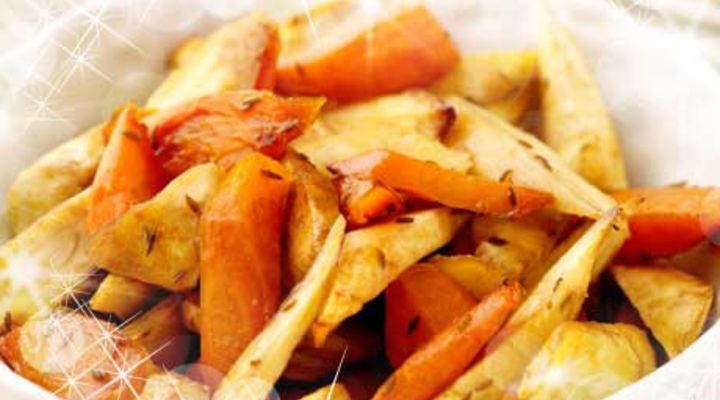 Balsamic Honey, Roasted Carrots & Parsnips - SuperValu