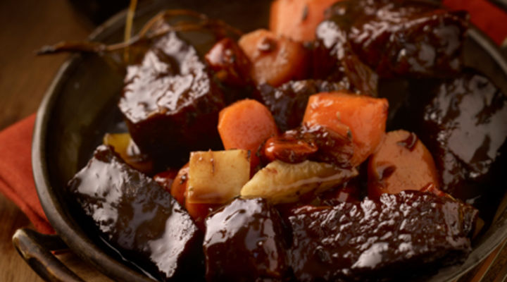 Beef & Irish Stout Stew