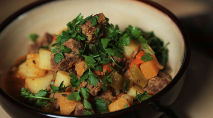 Wednesday 28th Jan - Beef Casserole