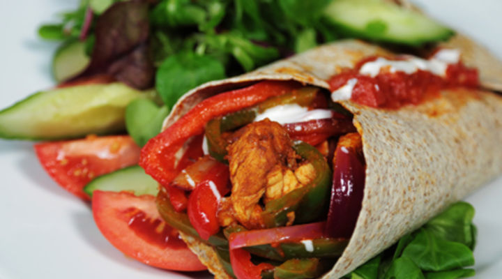 Saturday 7th Feb - Chicken Fajita