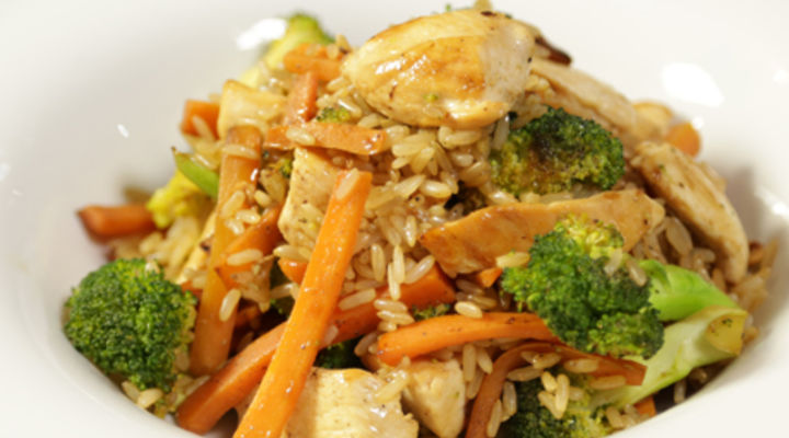 Tuesday 10th Feb - Chicken and Vegetable Rice