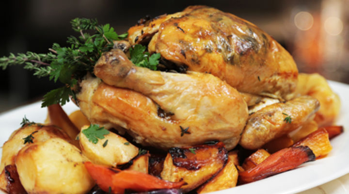 Sunday 15th Feb - Herby Roast Chicken